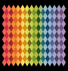 Rainbow Plaid Background pattern and texture vector