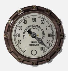Measuring device vector