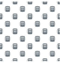 notebook pattern seamless vector image