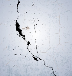 Cracked Wall vector