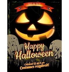 Happy Halloween Typographical Background EPS 10 vector
