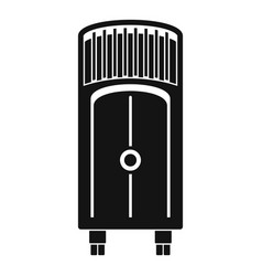 house floor conditioner icon simple style vector image