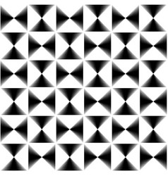 pointed lines repeatable pattern vector image