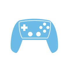 controller console game play entertainment vector image