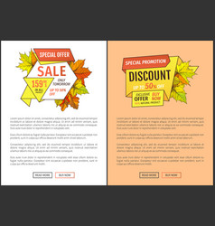 Fifty percent discount special offer tomorrow sale vector