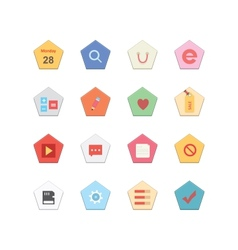 Web icons 27 vector image