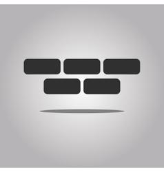 brick - icon2 vector image