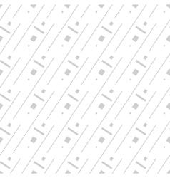 Simple seamless minimalistic pattern vector image