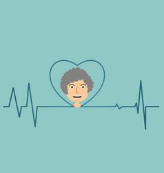 healthcare vector image
