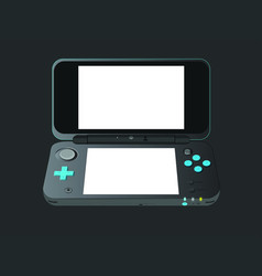 Handheld game vector