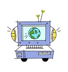 icon computer vector image