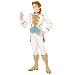 Prince Charming vector