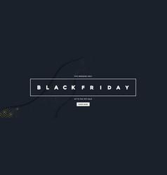 Black friday sale banner 6 vector