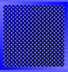 blue wire mesh abstract technology background vector image