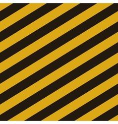 Grunge striped cunstruction background vector