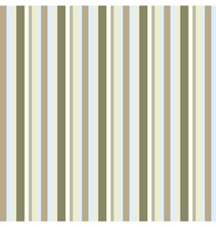 Seamless pattern with stripes in retro style vector image vector image