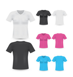 t-shirt icon - colored vector image