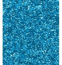Blue glitter texture vector