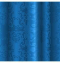 silk pattern vector image