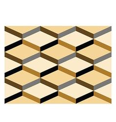 Floor pattern vector image