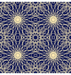 Lacy pattern vector image