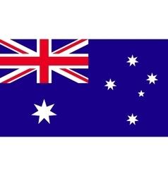 Australia flag image vector image