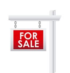 For sale design vector
