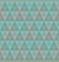 seamlesss pyramid pattern vector image
