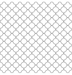 abstract seamless geometric line pattern vector image