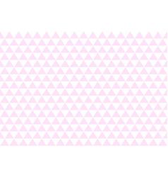 pink love abstract triangles retro paper pattern vector image
