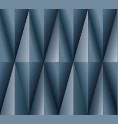 seamless texture 3d panel vector image