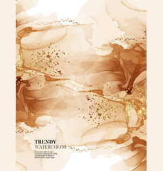 Warm colors earth tone vibes marble minimal vector