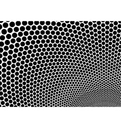 Dotted Texture vector image vector image