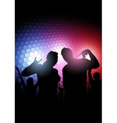 Rainbow Party vector image vector image