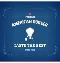 background for restaurant vector image