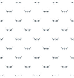 aquila wing pattern seamless vector image