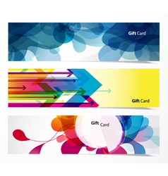 high tech backgrounds vector image vector image