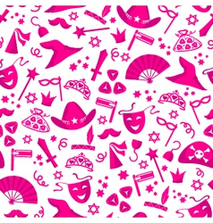 costumes pattern vector image vector image