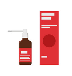 Inhaler and package collection vector