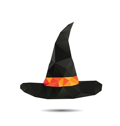 Triangles hat vector