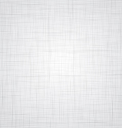 White linen texture vector
