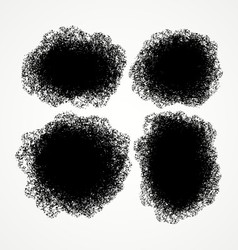 Ink stains Design templates for backgrounds vector image