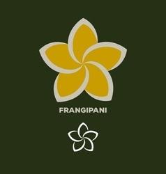Frangipani vector