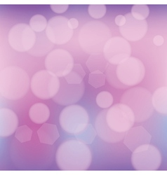 pink blurred background vector image vector image