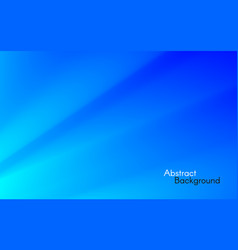 blue lights minimal background abstract vector image