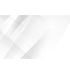 White abstract minimal geometric shape vector