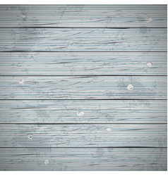 rustic wood planks vintage background vector image
