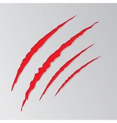 Grunge Cat Scratches3 vector