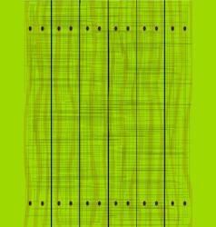 Green wooden grunge background vector