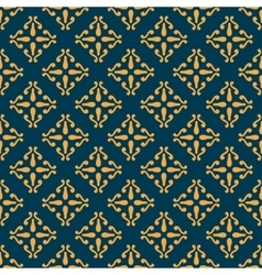 Arabic seamless ornament Abstract vector image vector image